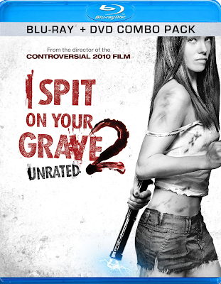 I Spit On Your Grave 2 2013 UNRATED 720p BluRay