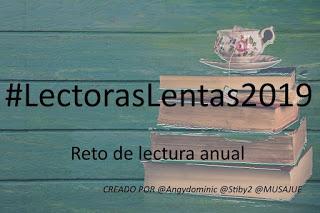 #LectorasLentas2019