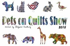 Pets On Quilts 2015