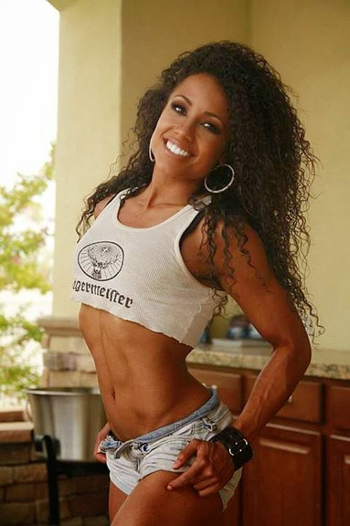 Sondra Blockman-bodybuilding beauties-women fitness models