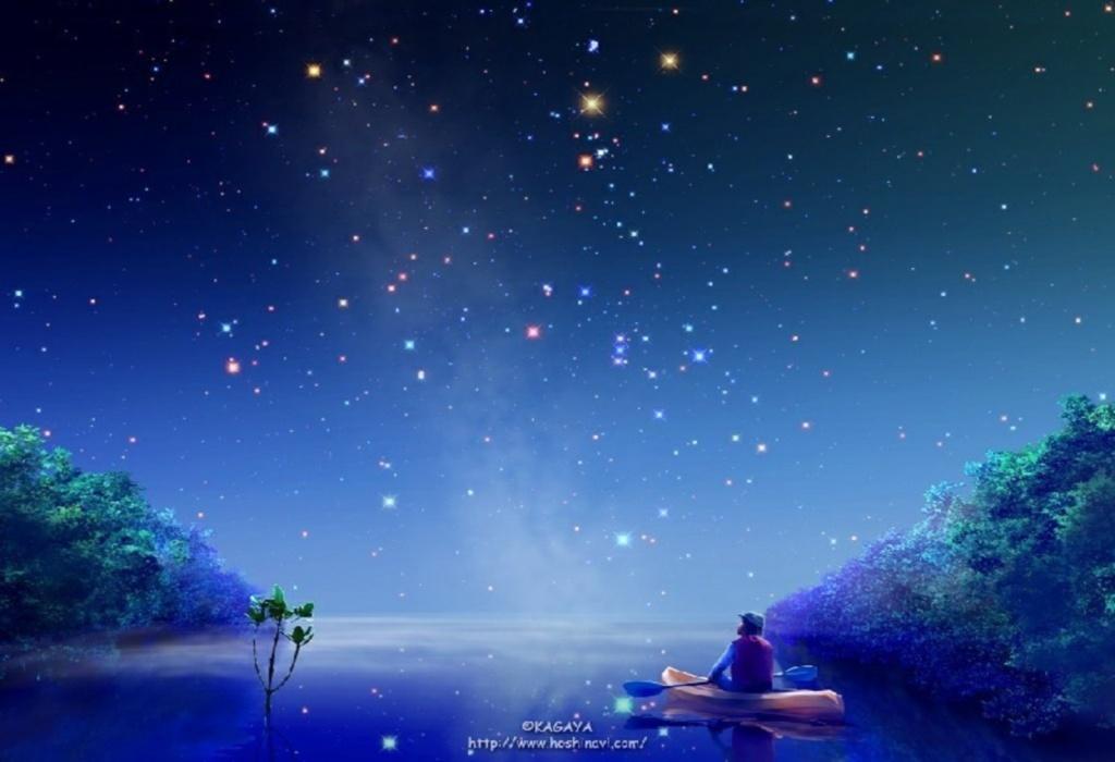 Night Sky Stars Wallpapers Night Star hd Wallpaper