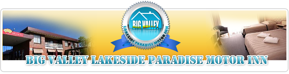 Motel Accommodations in Shepparton, Victoria | Big Valley Lakeside Paradise Motor Inn