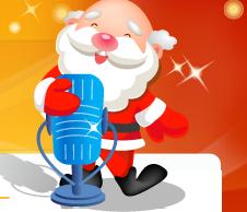 Músicas de Natal...