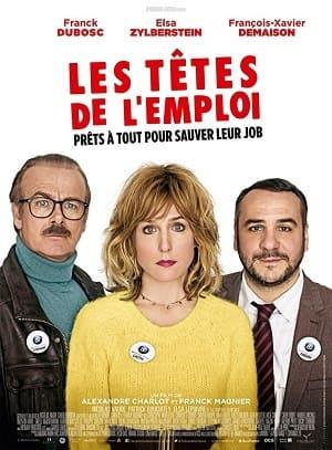 Filme Os Especialistas de Emprego 2018 Torrent