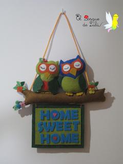 colgante-decorativo-gieltro-hecho-a-mano-para-ti-elbosquedelulu-regalo-original-personalizado-buhos-home-sweet-home