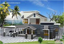 2 Storey Residential House Plan