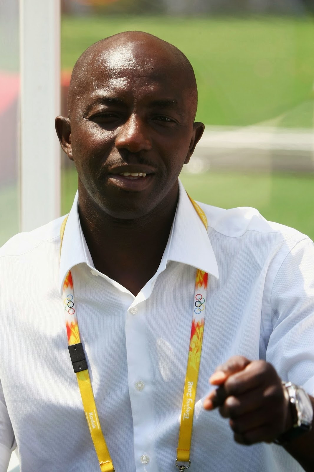 Samson Siasia Returns as Nigeria Under-23 Eagles Coach