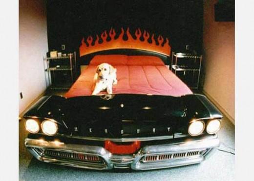 Crazy Habit Lol Bed Car Bed
