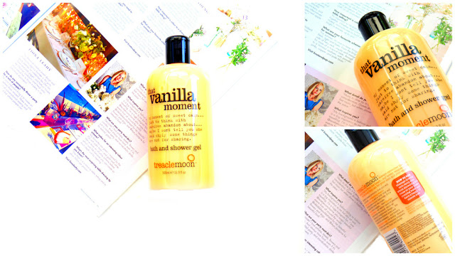 Treacle Moon Vanilla Bath + Shower Gel