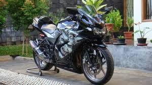 Gambar Modifikasi Kawasaki Ninja 250