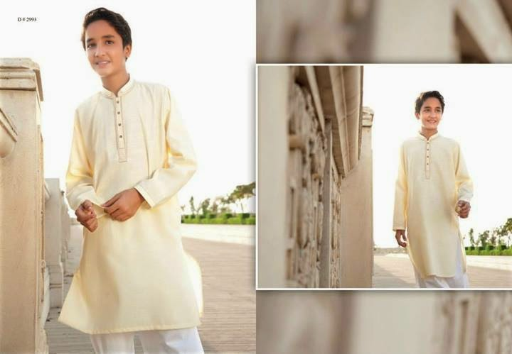 Boys Kurta Collection 2014 by Edenrobe featuring zuhab khan and others