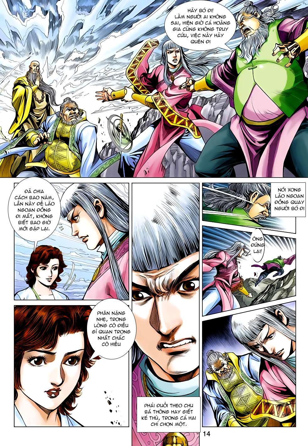 Anh Hùng Xạ Điêu Chap 99 - Next Chap 100