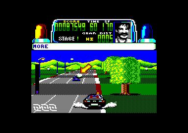 119889-chase-h-q-amstrad-cpc-screenshot-