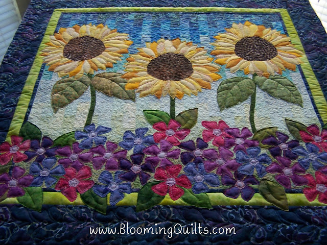 to quilts sew how sunflower quilt tutorials a star block quiltblockchallenge fig