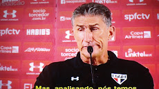depois de fazer suas trapalhadas no São Paulo,ganhou de  premio,seleção Argentina,será que vai?