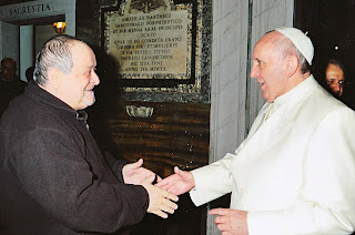 Volpi and Francis