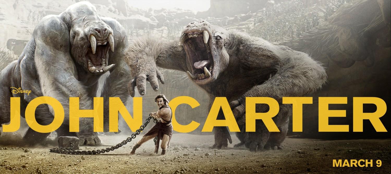 Poster for John Carter