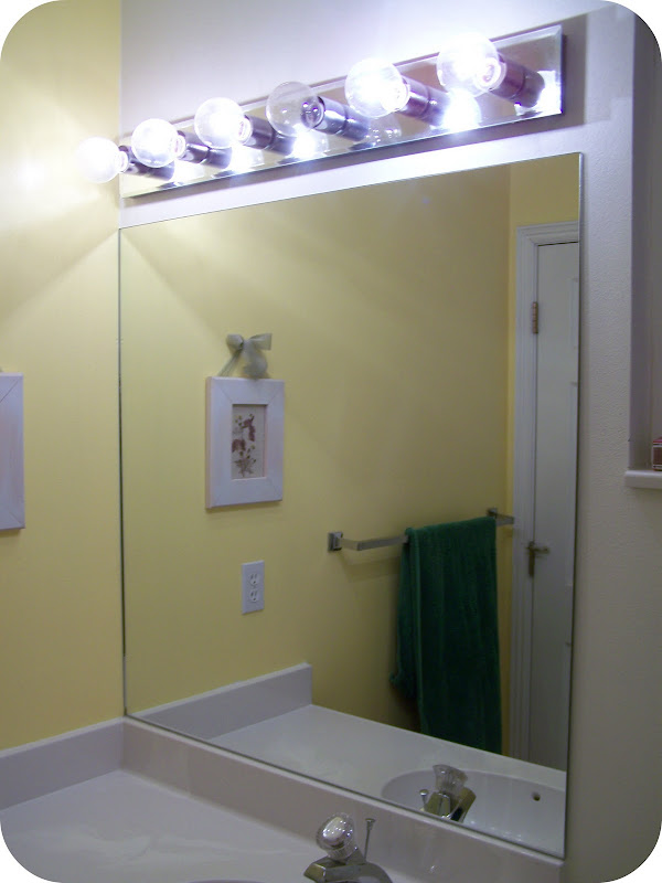 , cabinets, you name it. Also, these are pretty small bathrooms title=
