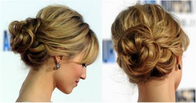 Peinados Para Bodas De Pelo Corto - 20 peinados para pelo corto muy fáciles TELVA