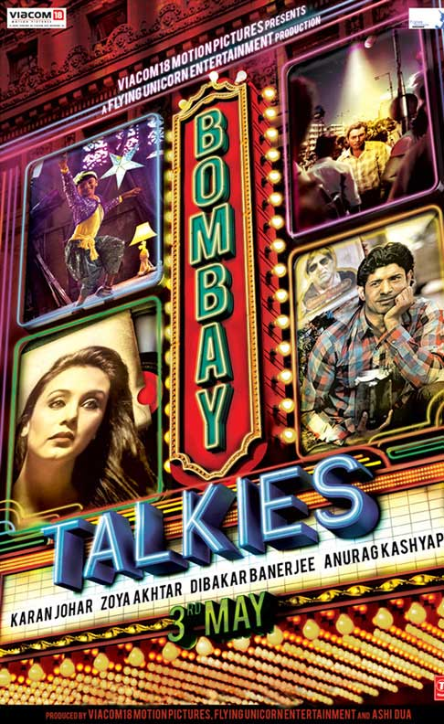 Bombay Talkies First Look Poster
