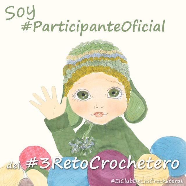 #3RetoCrochetero