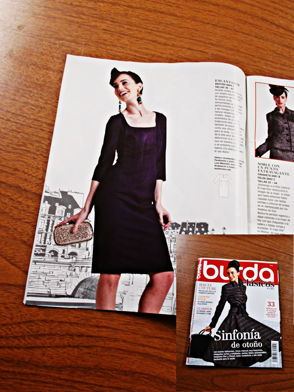 Traje-vestido-flamenca-patrón-paso a paso-costura-volantes-enagua-BURDA