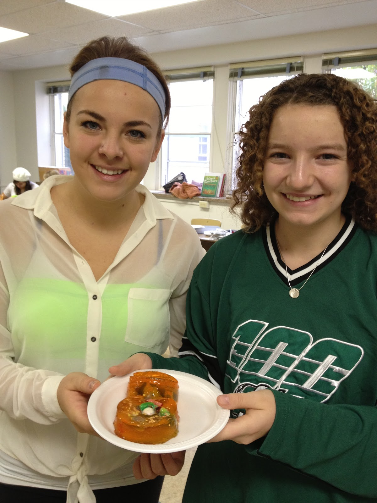 Tilfords Treats Friday 3d Cell Diagram We Had Some Great Diagrams On Caitlin And Kenzie Made A Plant Out Of Jello