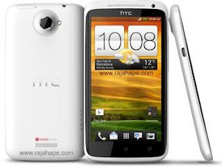 Spesifikasi Dan Harga HP HTC One X