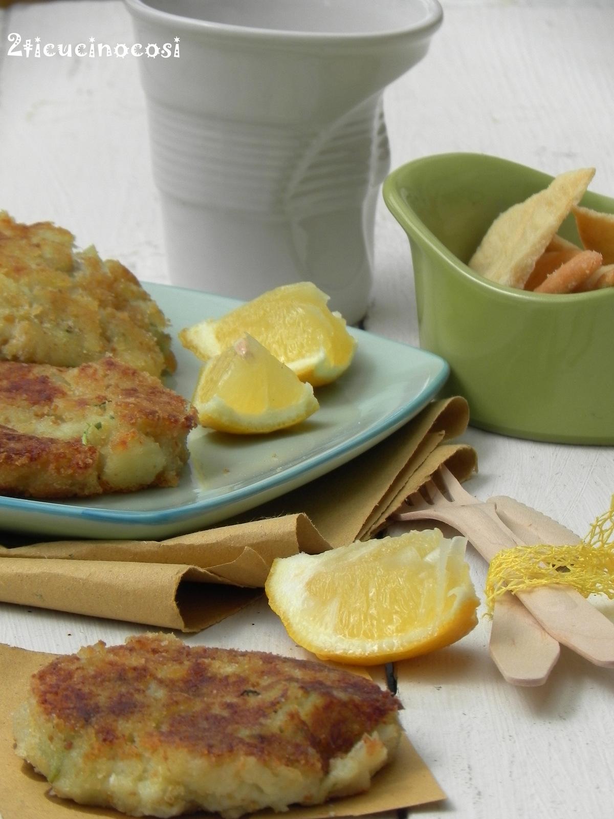 Ti cucino cos a tavola con i figli frittini di patate e merluzzo - A tavola con gli hobbit pdf ...