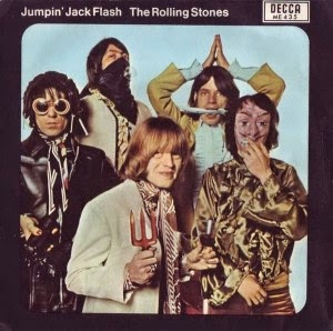ROLLING STONES - Jumpin Jack Flash