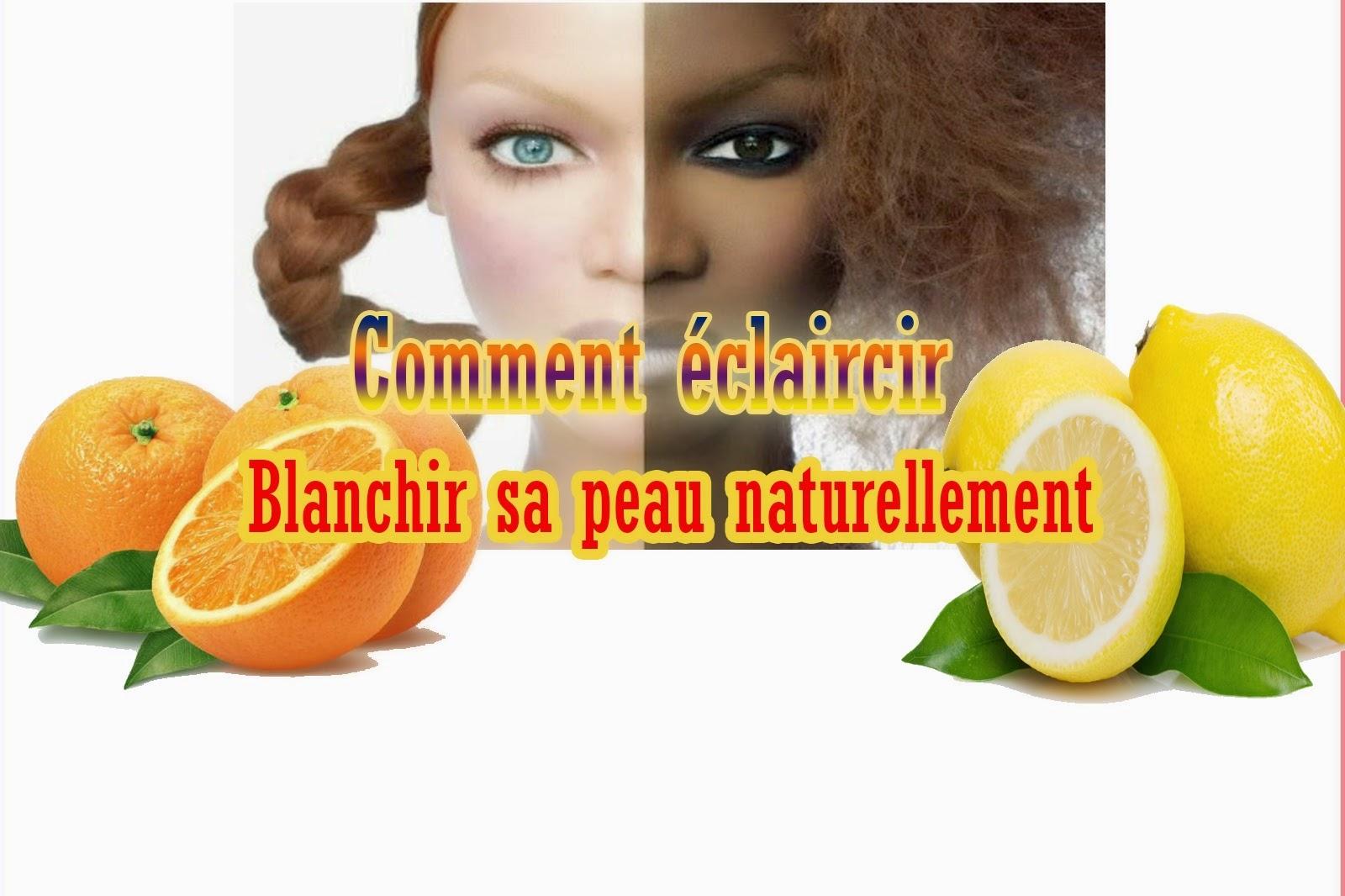 Blanchissant effectivement la pigmentation sur la personne du masque