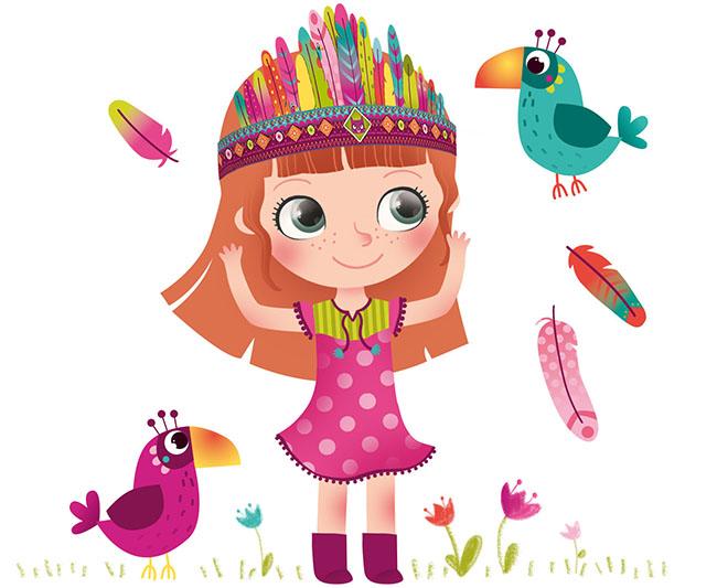 Blog de la styliste et illustratrice jeunesse st phanie rousseau - Couronne princesse a decorer ...