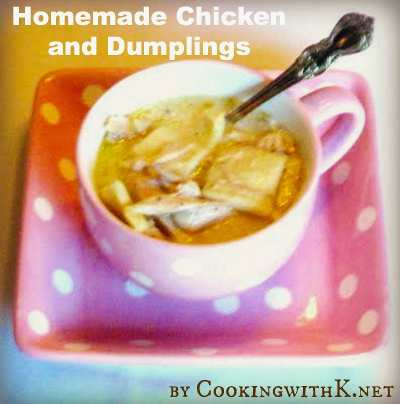 how to make chicken dumpling at home