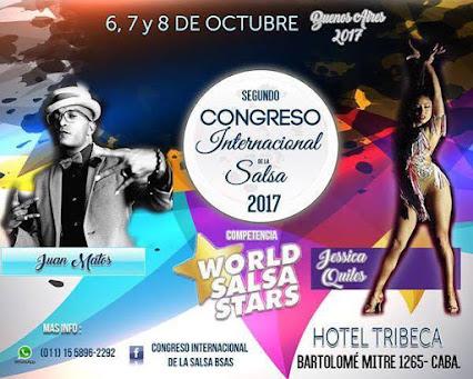 Congreso Internacional de la Salsa 2017