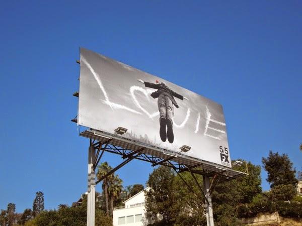 Louie season 4 FX billboard