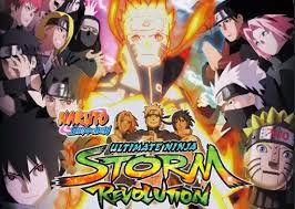 Gratis Unduh Naruto Shippuden Ultimate Ninja Storm Revolution PC Game