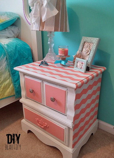 Be inspired and motivated by these fabulous summer DIY projects by DIY beautify!