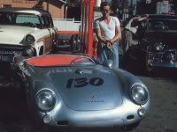 Kutukan Porsche James Dean