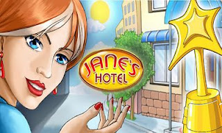 Screenshots of the Jane's Hotel for Android tablet, phone.