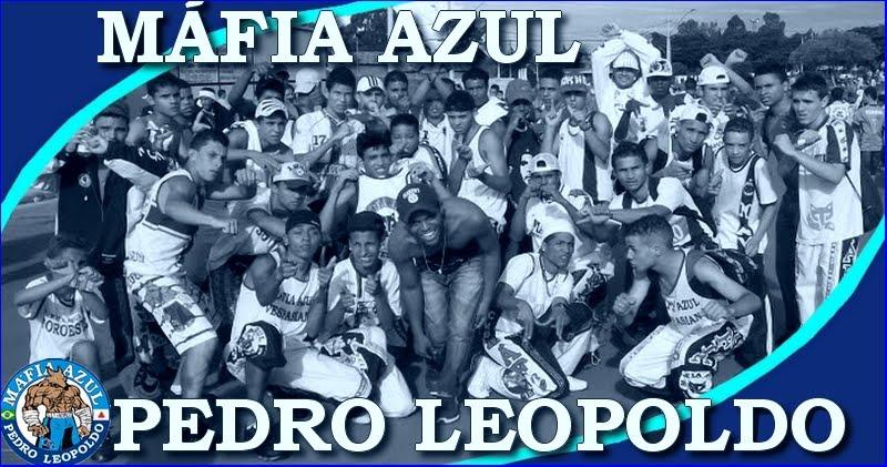 MÁFIA  AZUL       PEDRO LEOPOLDO