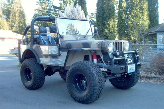 Car Barn Sport Jeep Cj2a