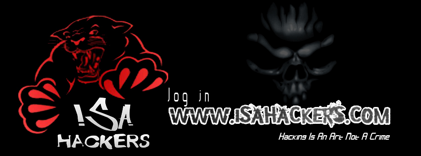 World Best Hacking & Cracking Blog ! (ISA HACKERS)