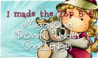 Magnolia down under challenge