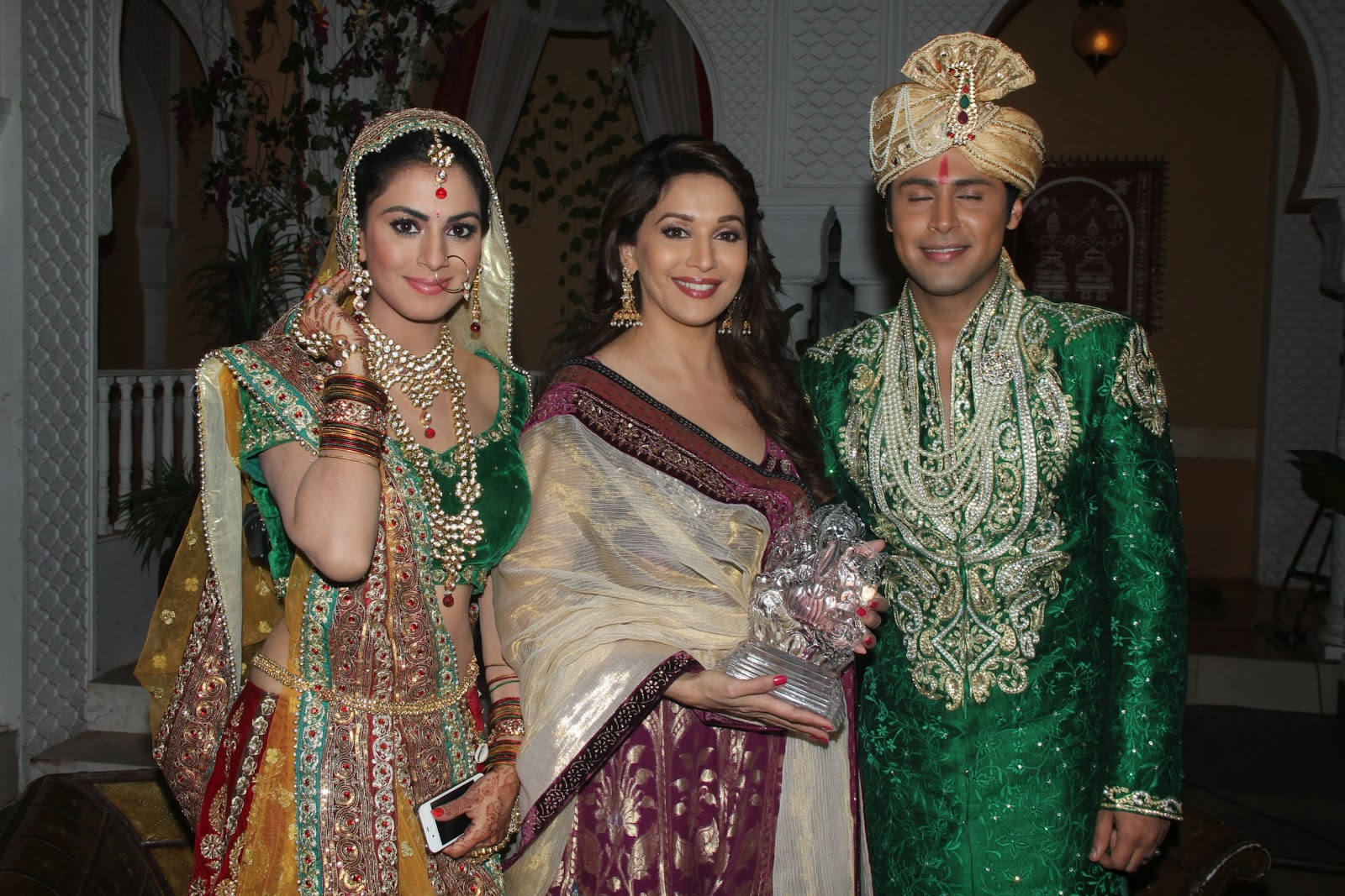 Lakshmiand Arjun Are Getting Married And Their Sangeetis Celebrated With Style It Had A Lot Of Celebrities Coming To Perform Sanjeeda Aamir Ali