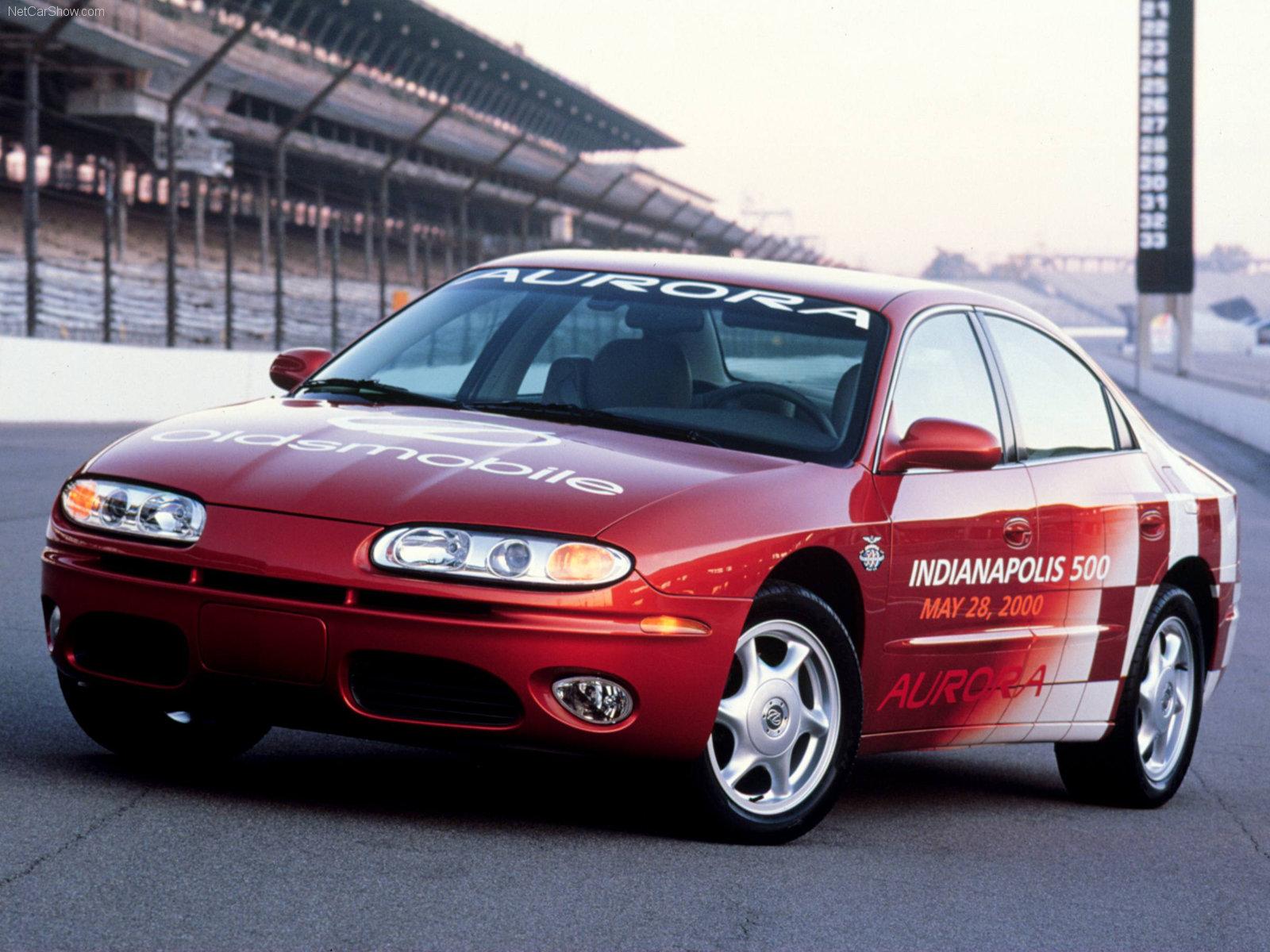 Hình ảnh xe ô tô Oldsmobile Aurora Indy Pace Car 2001 & nội ngoại thất