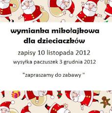 Wymianka Mikołajkowa dla dzieciaków