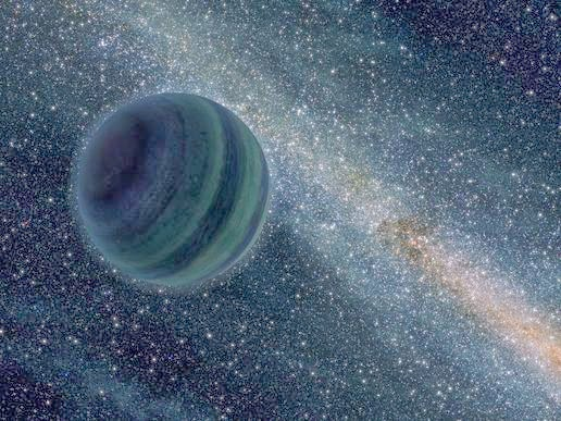 misteri planet x
