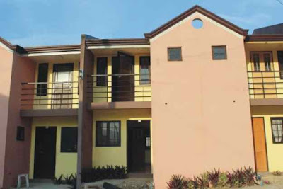 Grand Terrace Subdivision, Consolacion - 2-Storey House and Lot 3BR Townhouse