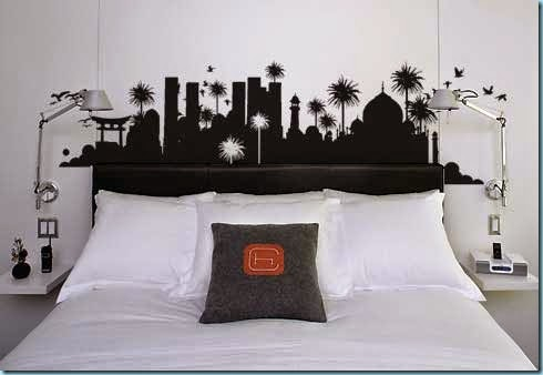 bedroom sticker wall decal photos