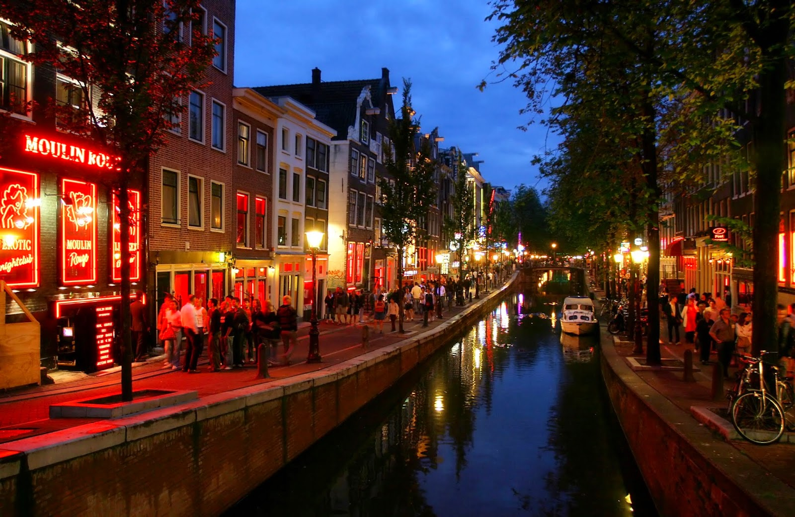 Свинг клубы амстердам 16 фотография
